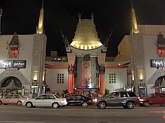 Graumann's Chinese Theater, Hollywood