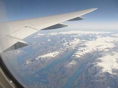 Mooi uitzicht op Groenland