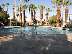 Zwembad bij Best Western Hotel in Blythe
