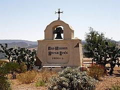 Mission van Santa Inés, Solvang