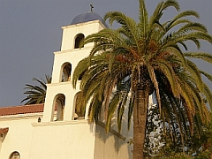 De kerk bij Old Town