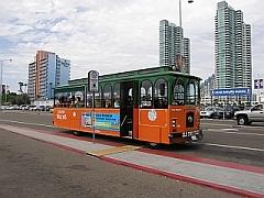 De Trolley van San Diego