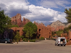 Hotel King Ransom in Sedona