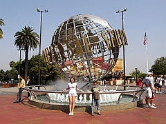 Universal Studio's, Hollywood