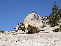 Olmsted Point, Yosemite NP